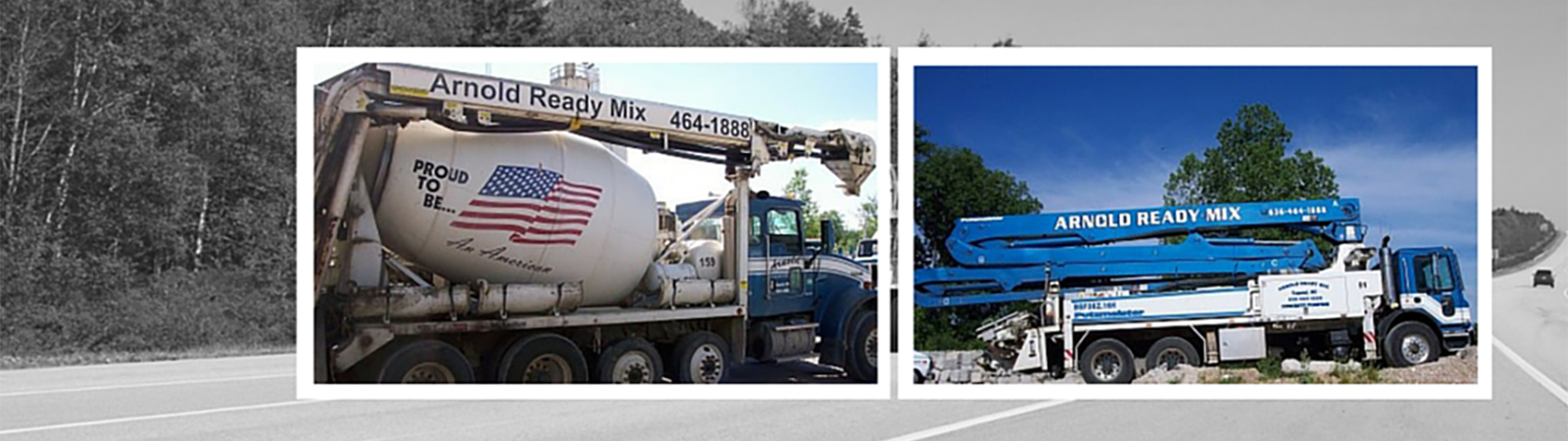 Ready Mix Concrete Delivery for Arnold, Imperial and DeSoto
